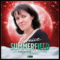 Merry Christmas from Bernice Summerfield!