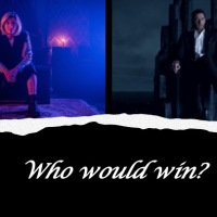 Lucifer vs Doctor Who