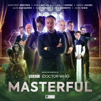Big Finish releases exclusive Masterful scene