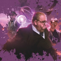 Churchill Years story for this week's free #lockdownload