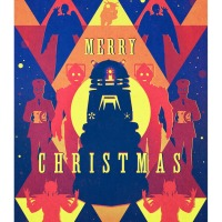 Merry Christmas (card) by Stuart Manning