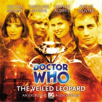 Free leopard from Big Finish