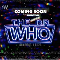 Unofficial Dr Who Annual 1988 on the way
