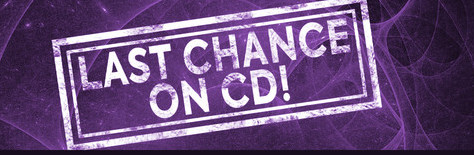 Last Chance on CD