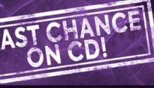 Last Chance on CD