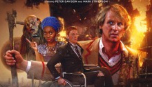 Doctor Who The Blazing Hour