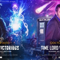 Time Lord Victorious: Echoes of Extinction vinyl release update