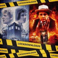 Double Doctor delight for #lockdownload from Big Finish