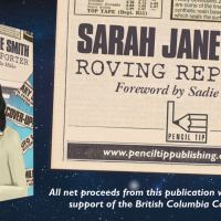 Sarah Jane Smith Roving Reporter cover reveal