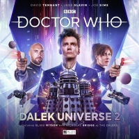 The Tenth Doctor descends deeper into the Dalek universe