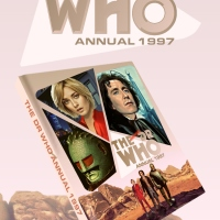 Unofficial Dr Who Annual 1997 announced