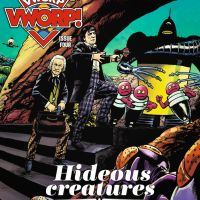 Vworp, Vworp issue 4 coming this August