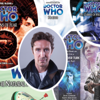 Eighth Doctor top titles from the Radio Times poll